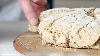 Recipe: Gluten-Free Cheddar & Herb Quick Bread