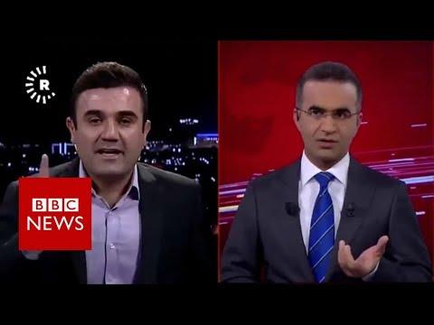 Xxx Mp4 TV Channel Live On Air During Iraq Iran Earthquake BBC News 3gp Sex