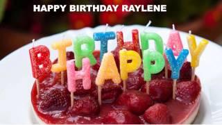 Raylene   Cakes Pasteles - Happy Birthday