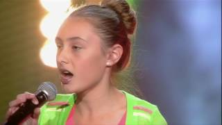 Zombie - Best cover of Britney  The Voice Kids 2015  The Blind Auditions