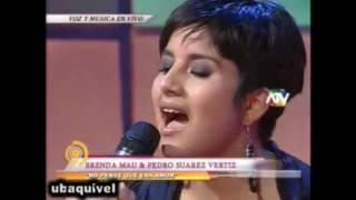 No pense que era amor - Brenda Mau & Pedro Suarez Vertiz
