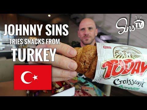 Xxx Mp4 Tasting Snacks From Turkey Johnny Sins Vlog 63 SinsTV 3gp Sex