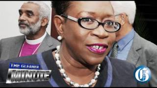 THE GLEANER MINUTE: Moravian sex scandal... DPP to transfer sex case... PM off to Israel