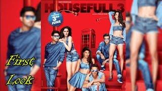 'Housefull 3' First Look Poster Released | Akshay Kumar, Abhishek Bachchan | Bollywood Inside Out