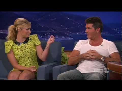 Demi Lovato & Simon Cowell | Funny Moments [part 15]