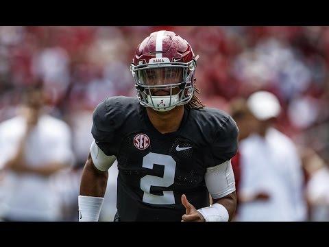 Alabama A Day Game Highlights 2017 HD