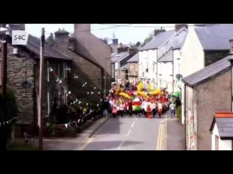 S4C Eisteddfod yr Urdd Bala 2014