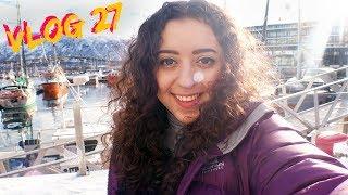 زيارة النرويج ، أبرد مكان في العالم | Jana vlogs