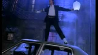 Michael Jackson panther dance  ( official from Black Or White )  .3gp