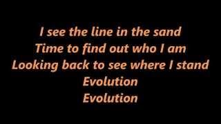 WWE Evolution theme song Line in the sand by Motorhead lyrics 1080p