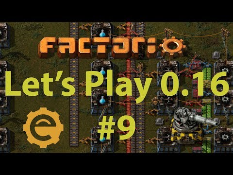 Factorio 0.16 Let s Play 9 Red circuits and blue science packs