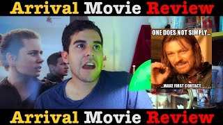 JO Productions Ep 400 - Arrival Review