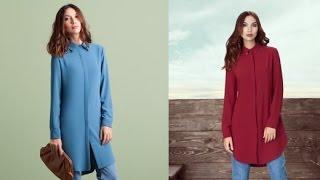 Kuaybe Gider 2016 Kışlık Tesettür Giyim Modelleri