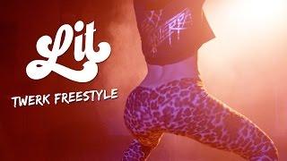 Lexy Panterra - Lit (Twerk Freestyle) [4K]