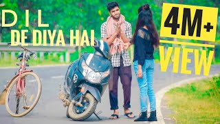 Dil De Diya Hai | Bewafa Pyar| Sad Love Story 2018 l Emotional Video |