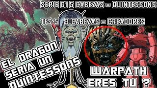 Transformers The Last Knight Revelando Personajes