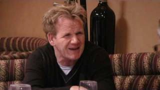 Cafe 36 owners talk to Gordon Ramsay - Ramsay's Kitchen Nightmares