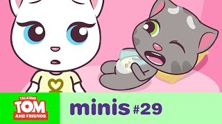 Talking Tom and Friends Minis - Tom Needs Help (Episode 29)