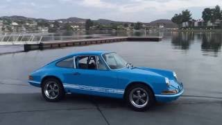Backdated Outlaw 1978 Porsche 911, by David Bustamente
