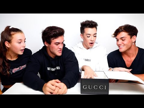 Xxx Mp4 BEST FRIENDS BUY EACH OTHER OUTFITS Ft Dolan Twins Amp Emma Chamberlain 3gp Sex