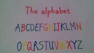 Learn the Alphabet Song for Kids