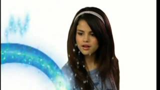 Disney channel Russia Bumper  Stick   Selena Gomez Wizards of Waverly Place)