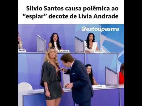 Xxx Mp4 Silvio Santos Pega Nos Peitos De Livia Andrade 3gp Sex
