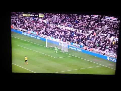 sunderland v newcastle (NUFC 0-3 SAFC) (Tyne & Wear derby)