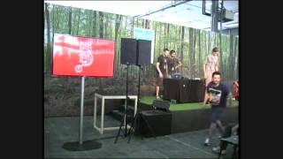 2015 Music Hack Day: Presentation of Hacks
