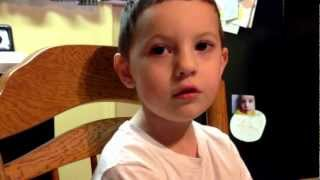 Funny Story - Amazing Imagination of a 3-Year-Old Kid