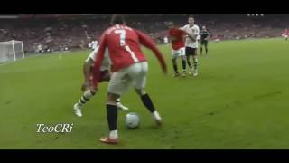 Cristiano Ronaldo Skills Show Manchester United