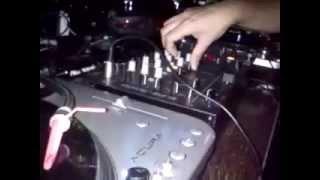 Dj Gon @ Tejera Summer Festival 2013 (Groove 2.0 The music)      (Platos) (Timecode vinyl) Dj Gön