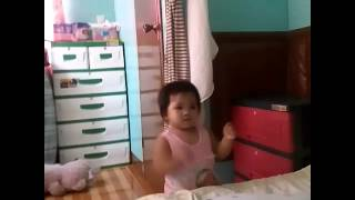 BABY DANCING ALL ABOUT THAT BASS