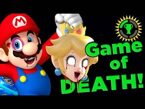 Game Theory Why Mario Kart 8 is Mario s DEADLIEST Game