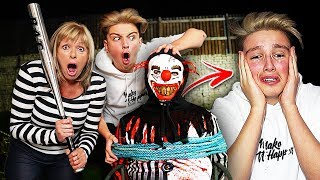 We Caught the CREEPY CLOWN & What Happened will Shock You...