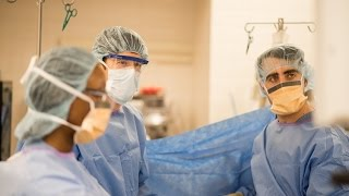 Surgery Residency Program at Boston Medical Center and Boston University School of Medicine