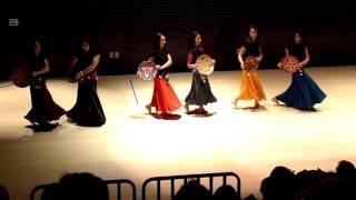 El Hilwa De - Arab Dance - Lovett Middle School (November 15, 2009)