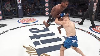 Bellator MMA: BEST OF - Flying Knee Finishes