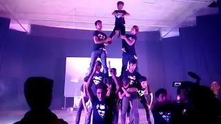 THE STAR OF BUNDELKHAND 1 PLACE BHAVYA DANCE GROUP