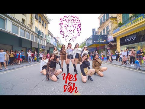 """[KPOP IN PUBLIC CHALLENGE] TWICE(트와이스) """"YES or YES"""" Dance Cover By B-Wild From Vietnam"""