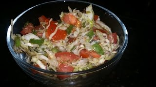 How to make Mexican Cabbage Salad- John D Cabral- Cabral
