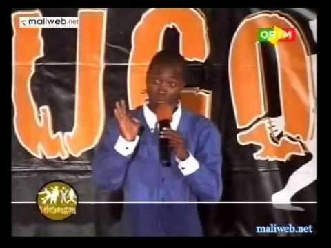 ORTM Yélébougou du 09 Décembre 2012 comédie