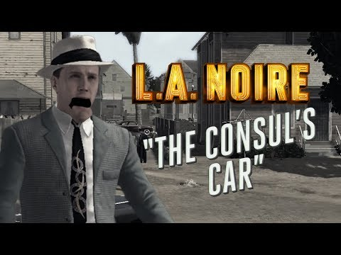 Xxx Mp4 THE FAST AND THE CURIOUS L A Noire Gameplay Part 3 3gp Sex