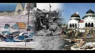 Video proses terjadinya tsunami di Aceh