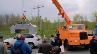 IFA ADK 63-2 Autodrehkran TAKRAF