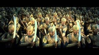 LOTR - Opening Scene (Battle of Dagorlad HD)
