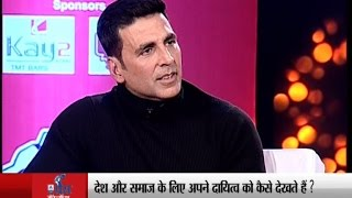 Press Conference: Episode 24: There is nothing like intolerance in India: Akshay Kumar