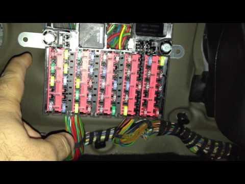 Ford Fiesta Mass Air Flow Sensor Fuse Location Mk7 St Video Download