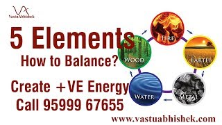 Learn Vastu | Panchtatva | Learn Secrets of Five Elements for Money, Growth and Prosperity