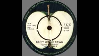 Don't let me down Beatles Backing Track